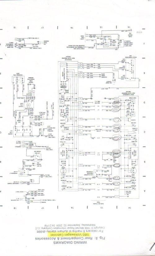 small resolution of mk4 vw golf wiring diagram