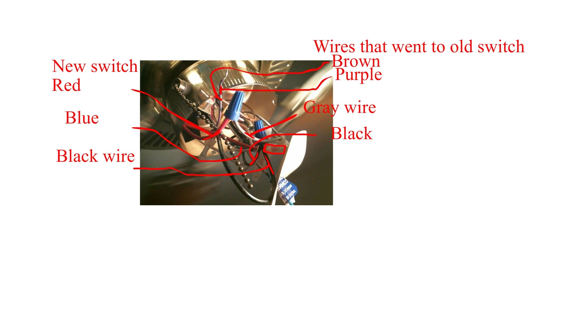 Fan Switch Wiring Diagram 4 Wire Pull Free Download Wiring Diagram