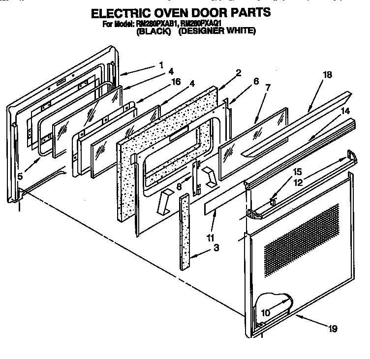 Whirlpool Rf396lxeqo Range Electrical Wiring Diagram