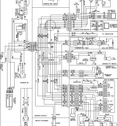 refrigerator wiring schematic [ 1974 x 2611 Pixel ]