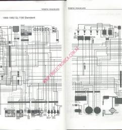 honda gl wiring diagram [ 2190 x 1757 Pixel ]