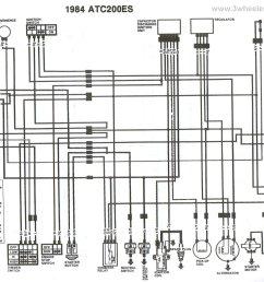 wiring a 1981 honda gl1100 [ 2326 x 1732 Pixel ]