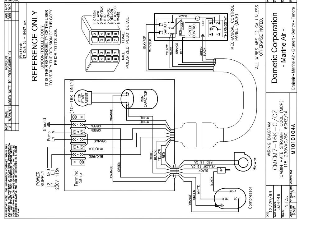 Wiring Diagram For 1994 Sundancer