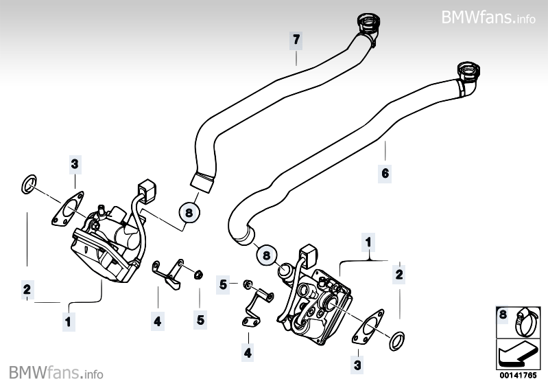 Wiring Diagram For 2005 Bmw 545i Headlight