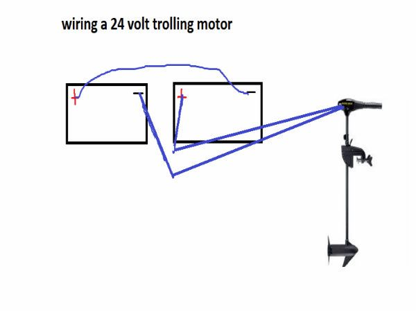 Wiring Diagram For 36 Volt Trolling Motor