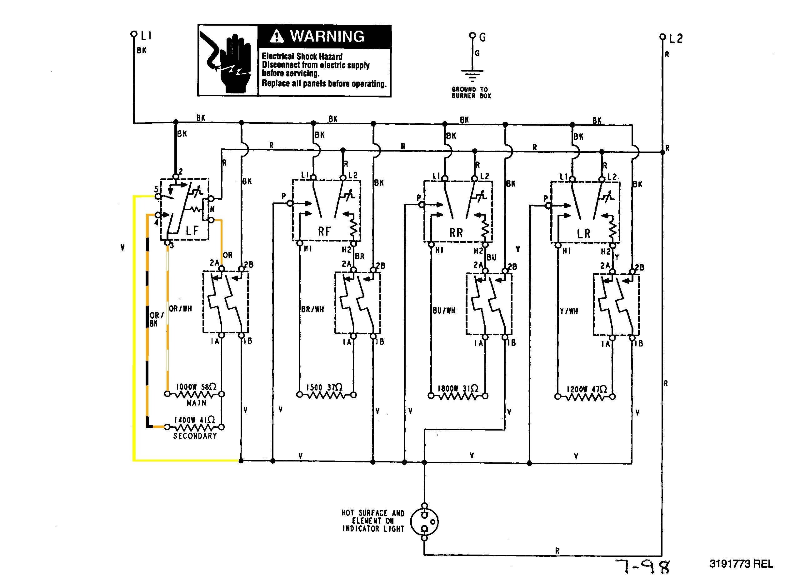 Wiring Diagram For Gjc3034 Replacement Dual Switch