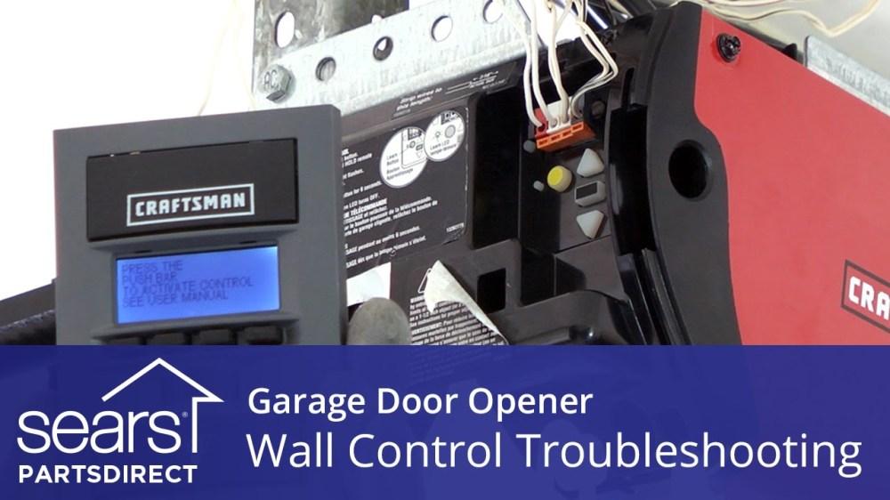 medium resolution of sear garage door opener wiring diagram