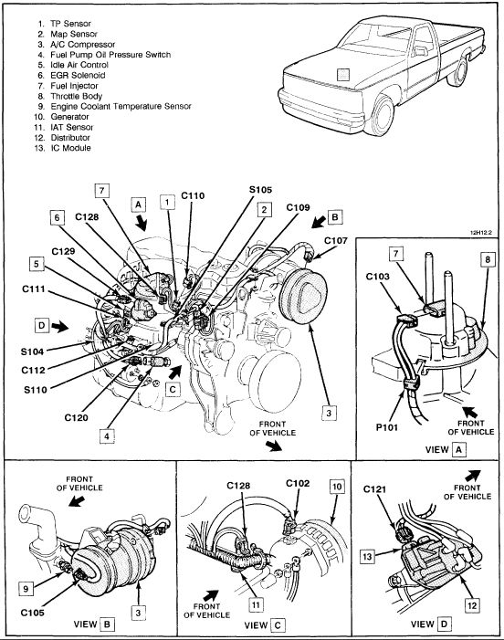 Wiring Diagram Transfer Case 2002 Oldsmobile Bravada