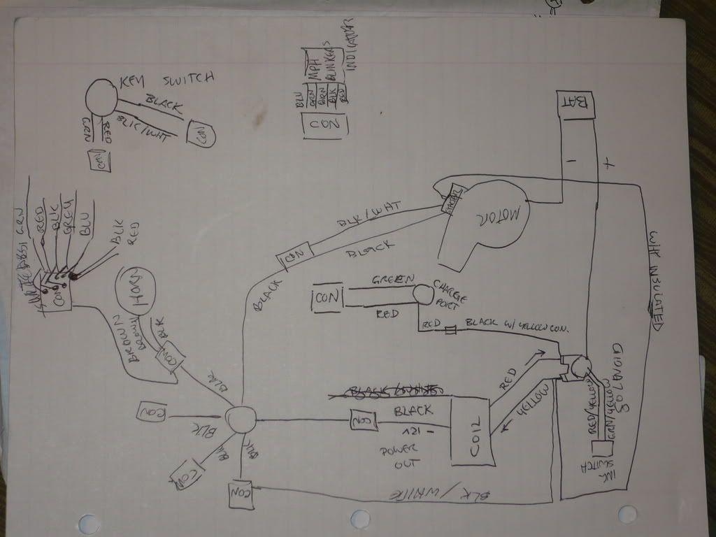 hight resolution of terminator pocket bike wiring diagram