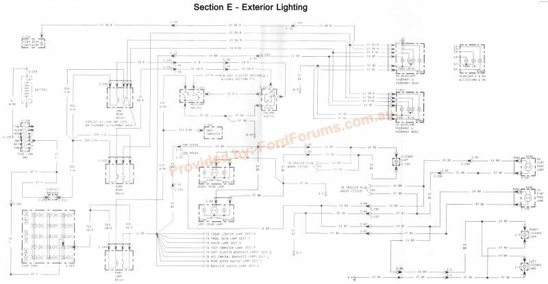 Xh Falcon Wiring Diagram