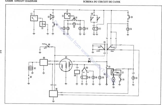 99 yamaha warrior wiring diagram  1994 corvette horn wiring