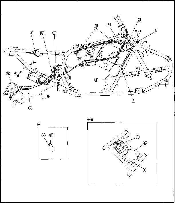 Yfm350 Wiring Diagram