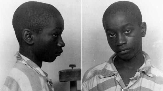 Un jeune afro-américain de 14 ans innocenté, 70 ans après son exécution