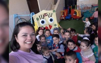احتفالات يوم الطفل العالمي من داخل حضانات دياكونيا