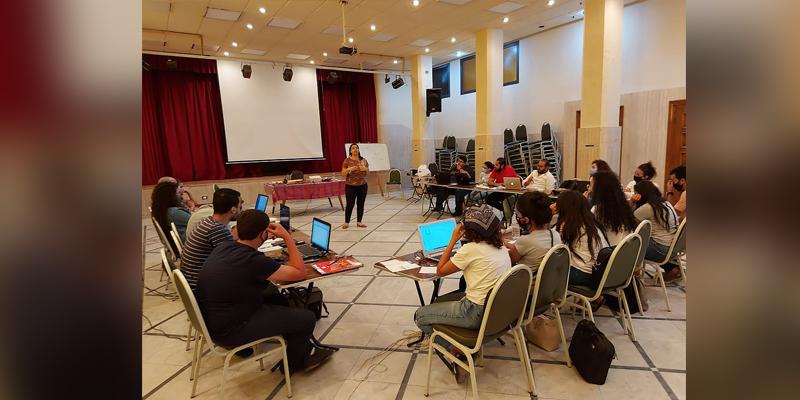 دورة تدريبية في الحاسب الألي للشباب بالأسكندرية
