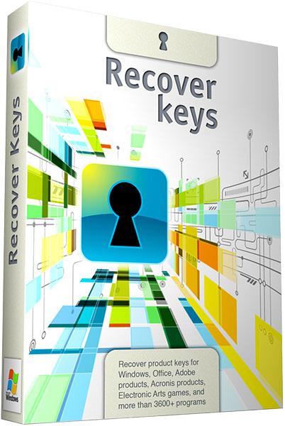 Recover Keys 10.0.4.201 Enterprise / CMD + Portable
