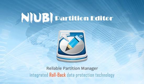 NIUBI Partition Editor Technician 7.2.0