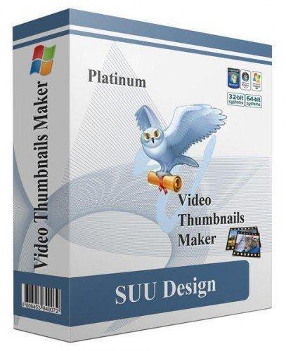 Video Thumbnails Maker Platinum 14.0.0.0