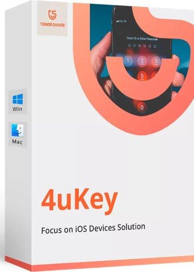 Tenorshare 4uKey 3.0.3.4