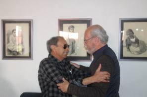 José Antonio Cabrera y JLA