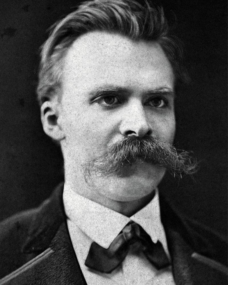 Friedrich Wilhelm Nietzsche - Dialectic Spiritualism