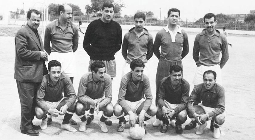 Le «Onze de l'indépendance» ou la katiba sportive du FLN