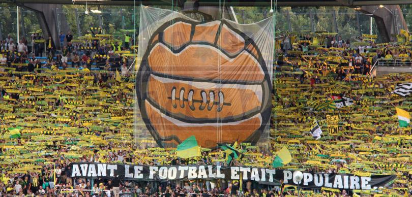 Et pourquoi pas lutter pour imposer aux clubs de vrais prix populaires à tous les matchs à domicile?