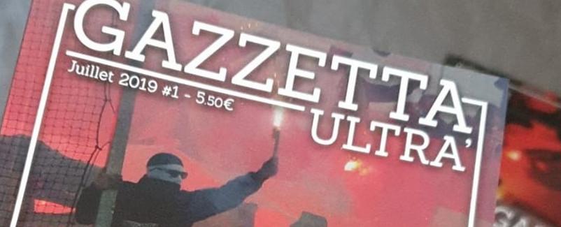 Gazzetta Ultra', le retour réussi du fanzine généraliste
