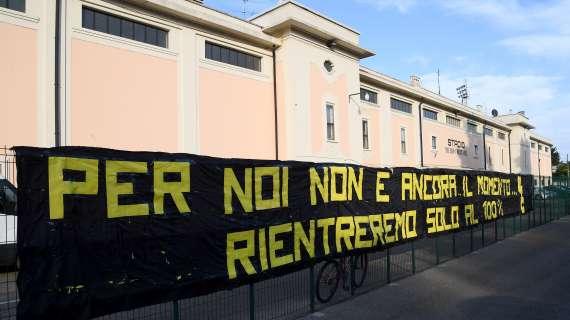 """""""O tutti, o nessuno!"""": Le Green Pass massivement rejeté par les ultras italiens"""