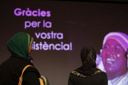 Festa Intercultural de la Dona cloenda abril 2014