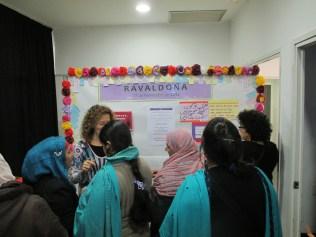 25 de novembre Dia internacional contra la violència vers les dones Centre Cívic Drassanes novembre 2014