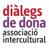 logo diàlegs de dona associació intercultural