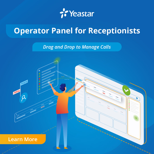 Read more about the article Yeastar Web-base Operator Console