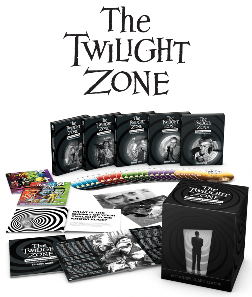 THE TWILIGHT ZONE 60th Anniversary Edition