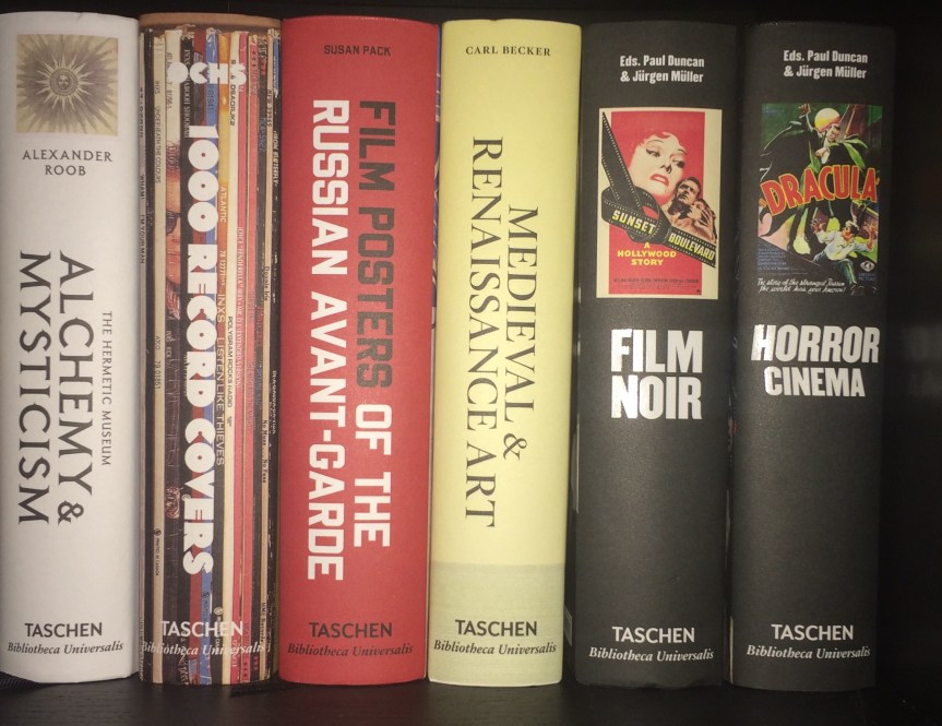 TASCHEN'den iki hazine: FILM NOIR ve HORROR CINEMA