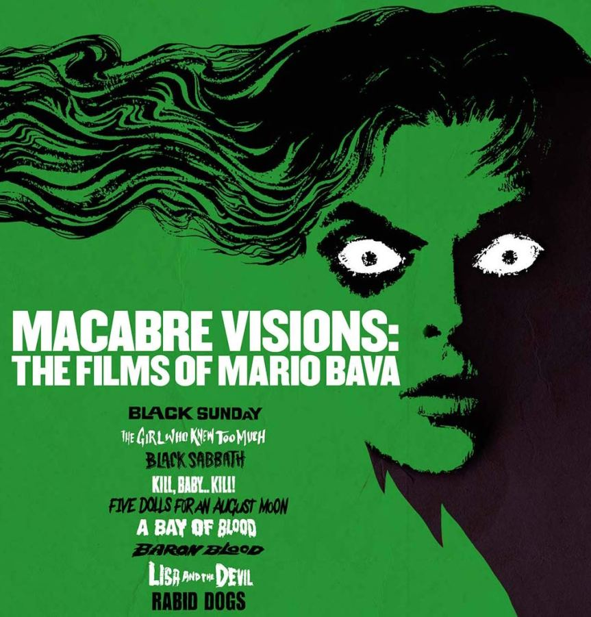ARROW VIDEO'dan Muhteşem MARIO BAVA Seti!