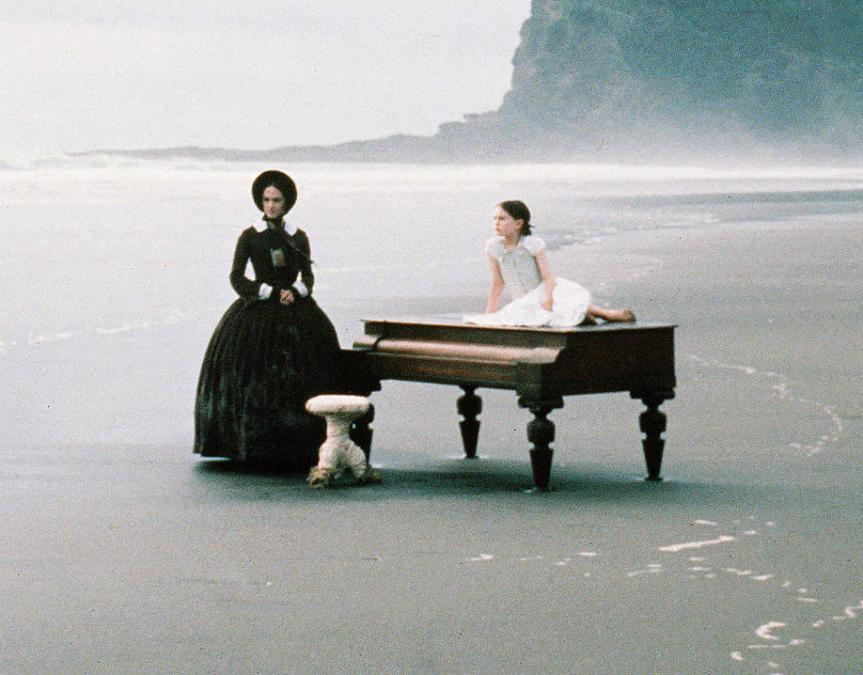 THE PIANO: Piano as The Object of Desire