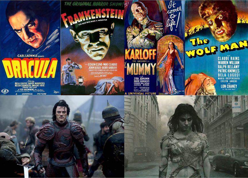 Universal Monsters Yeniden Çevrimleri ve Tröst Haline Getirilen Çocukluk Hayallerimiz