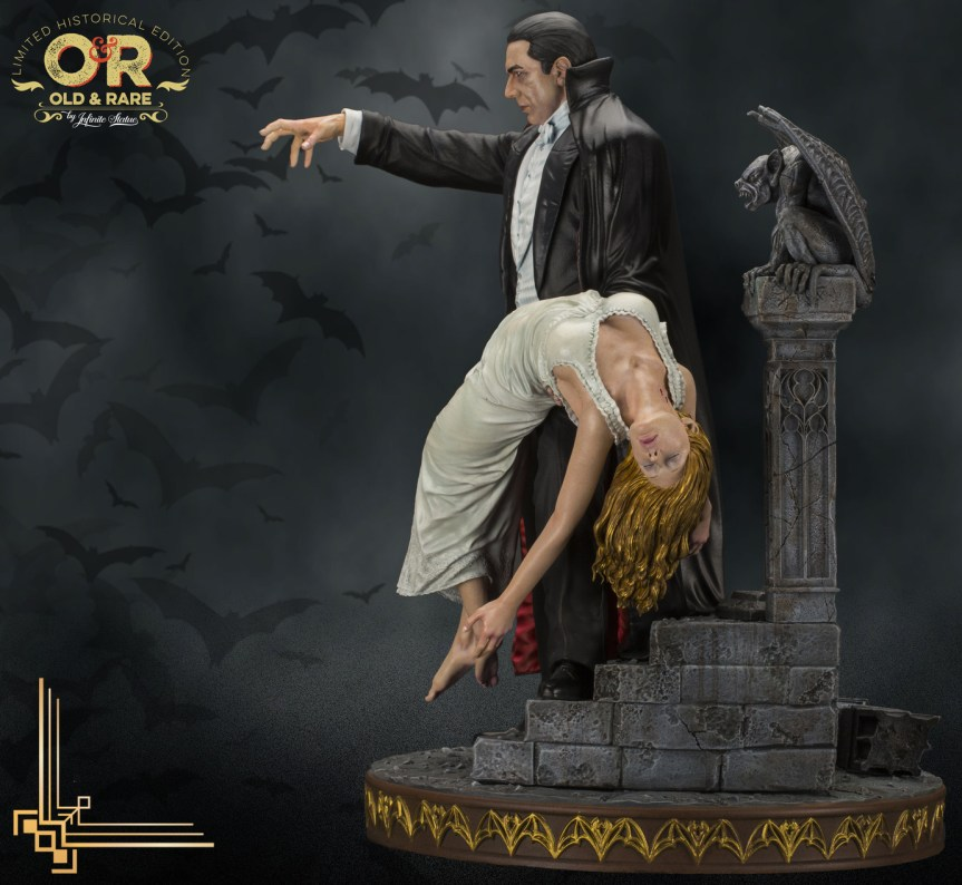 Infinite Statue: BELA LUGOSI as DRACULA