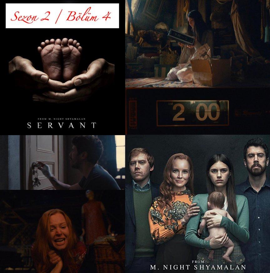 """SERVANT (Sezon 2, Bölüm 4: """"2:00"""") – Gözden Kaçan Sökükleri Dikmek"""