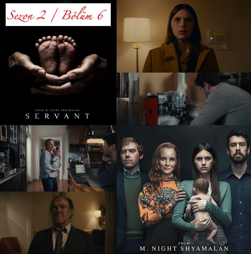SERVANT (Sezon 2, Bölüm 6: ESPRESSO) – Tözün Varlığı İnsanın Özüne Ait Değildir