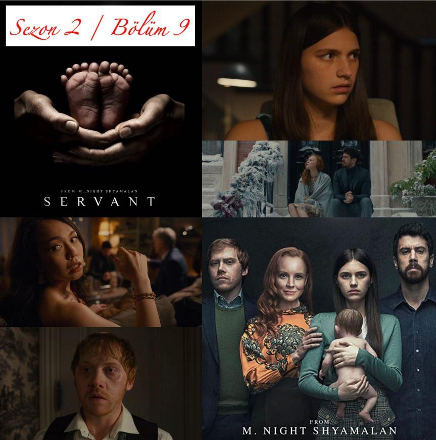SERVANT (Sezon 2, Bölüm 9: GOOSE) – Ölçülenle Daima Aynı Cinste Olan Ölçü
