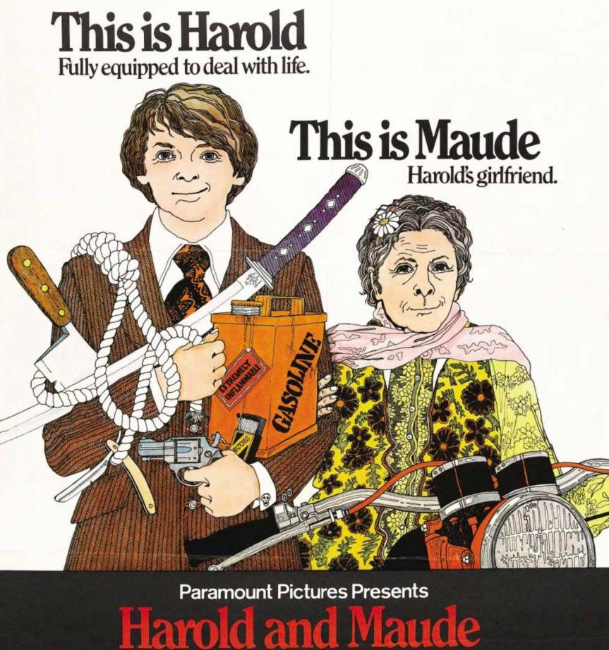 HAROLD and MAUDE: Travmayı Yutan Varoluşsal Toprak