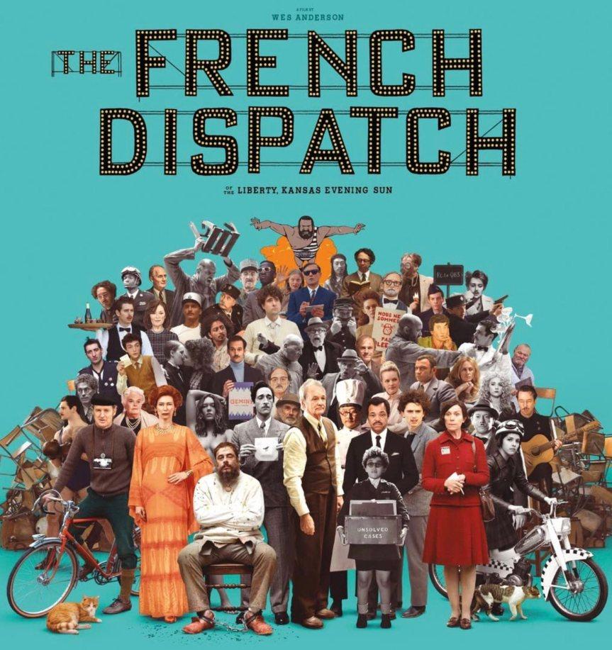 THE FRENCH DISPATCH: Wes Anderson'dan Yeni Bir Enstalasyon