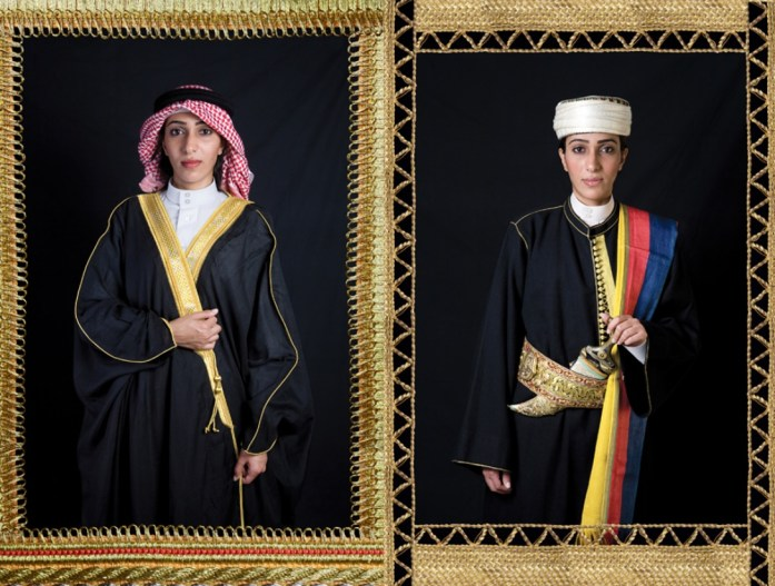 dialna -womansmarch- Boushra Almutawakel7