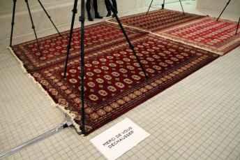 dialna- rock the kasbah tapis