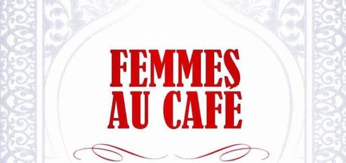 Dialna - Femmes au café