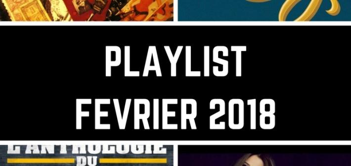 dialna- playlist fevrier