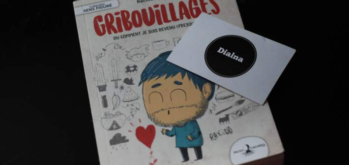 dialna - Gribouillages