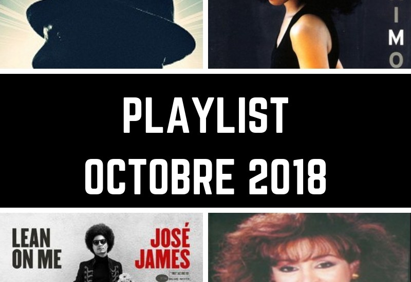 Dialna - Playlist Octobre